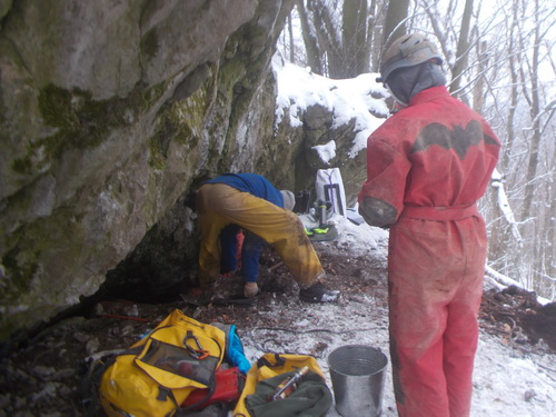Jaskyňa pod Smutným vrškom (foto Kleberc)