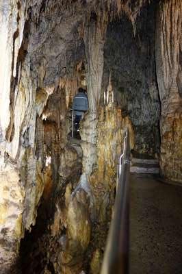 Demänovská jeskyně Slobody - prohlídková trasa