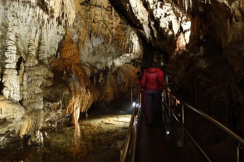 Demänovská jaskyňa slobody (foto Pěkná)