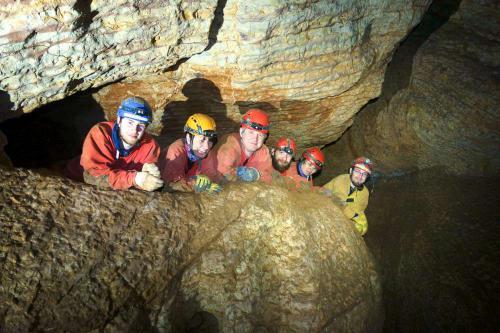 Jeskyně Arnoldka - Bludiště