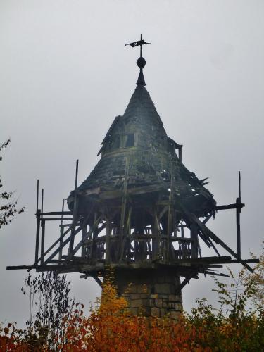 Osvětlovací věž